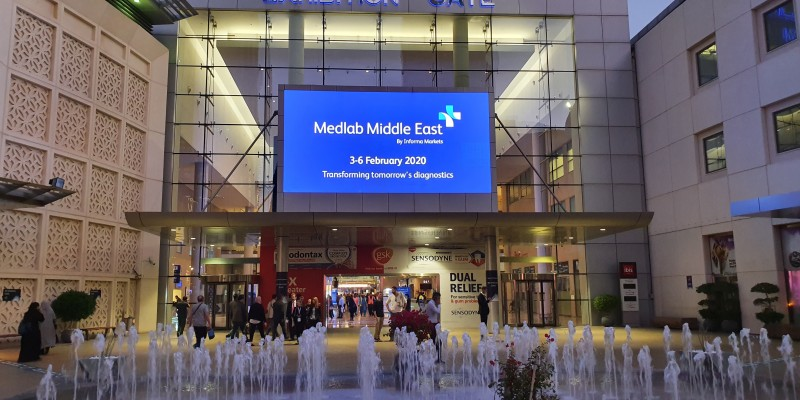 Medlab Middle East 2020